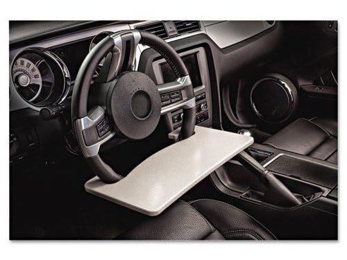 AutoExec Wheelmate Steering Wheel Attachable Work Surface Tray