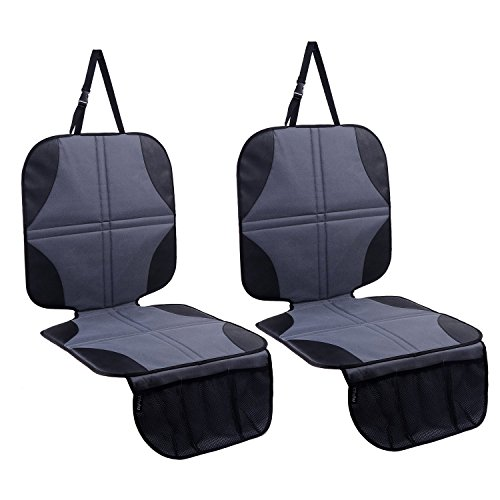 Auto Seat Kick Mats for Protecting Baby Kicks, Fits Car ...