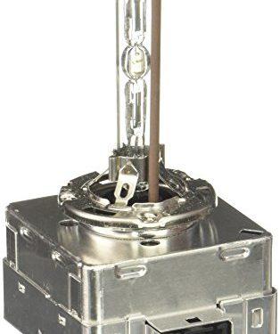Philips 85415C1 D1S Standard Xenon HID Headlight Bulb, 1 Pack