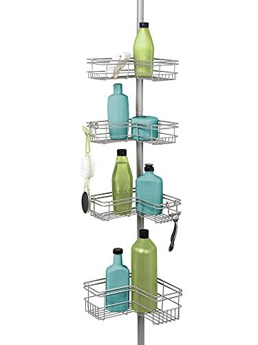 Top 10 Corner Shower Caddy Brushed Nickel – Shower Caddies