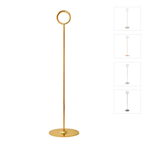 Top 10 Tall Table Number Holders – Table Place Cards & Place Card Holders