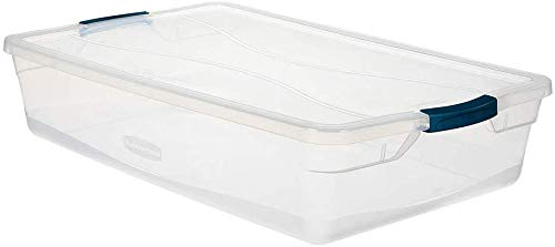Top 10 Underbed Storage Containers with Wheels – Lidded Home Storage Bins