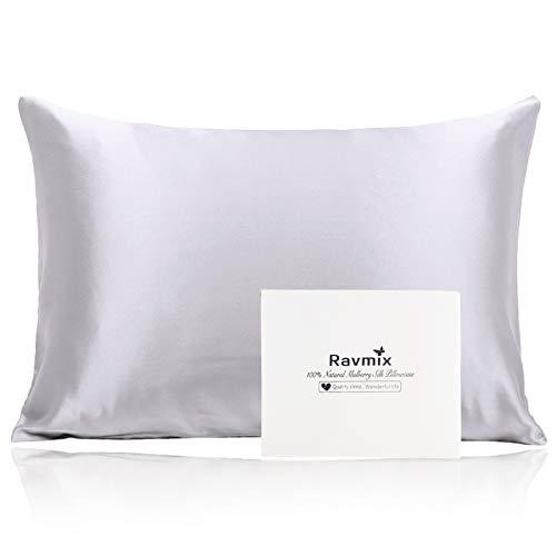 Top 10 Mulberry Silk Pillowcase 2 Pack – Bed Pillow Pillowcases