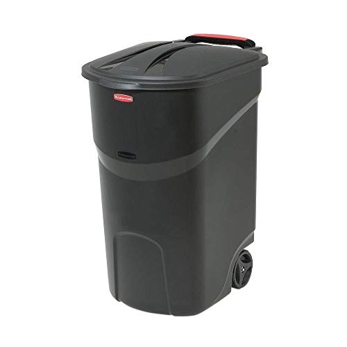 Top 8 Outdoor Trash Can with Wheels – Outdoor Waste Bins
