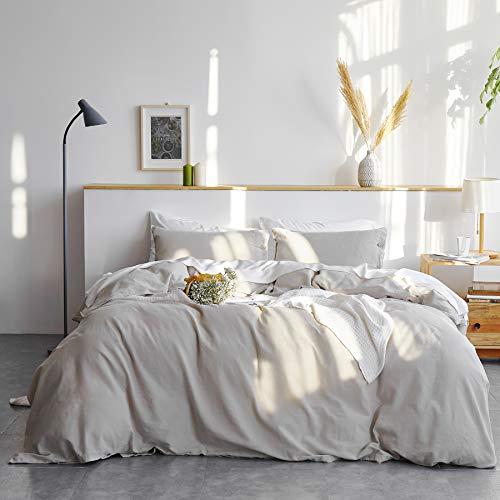 Top 10 Queen Duvet Cover Linen – Bedding Duvet Cover Sets