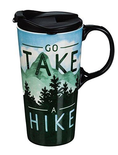 Top 10 Cypress Home Ceramic Travel Coffee Mug – Travel Mugs & Tumblers