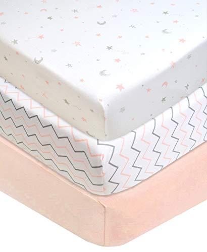 Top 10 Baby Girl Crib Sheets – Crib Sheets