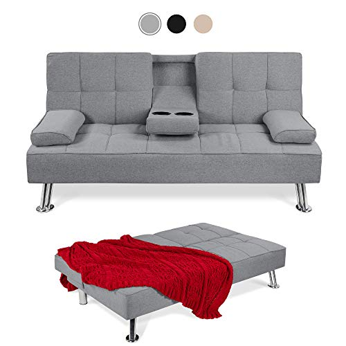 Top 10 Futons with Mattress Included – Sofas & Couches