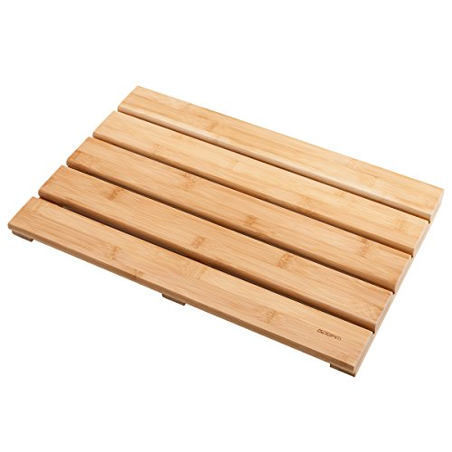 Top 8 Uncoated Bamboo Mat – Bathtub Mats