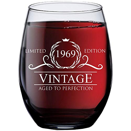 Top 10 1969 Birthday Gifts for Women – Glassware & Drinkware