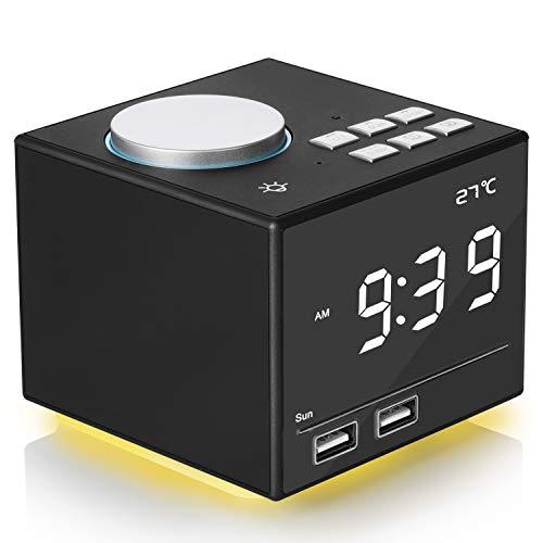 Top 9 FM Radio with Bluetooth – Clock Radios
