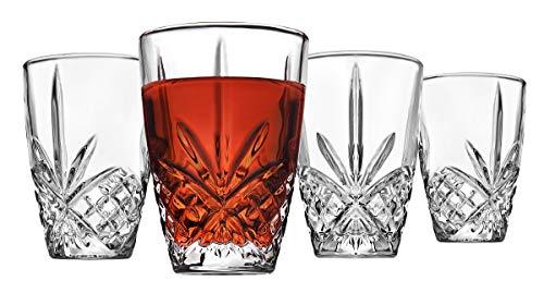 Top 10 Juice Glasses 6 Oz Set – Tumblers & Water Glasses