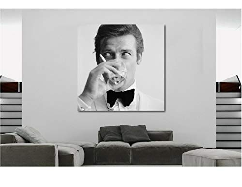 Top 8 Roger Moore Poster – Posters & Prints