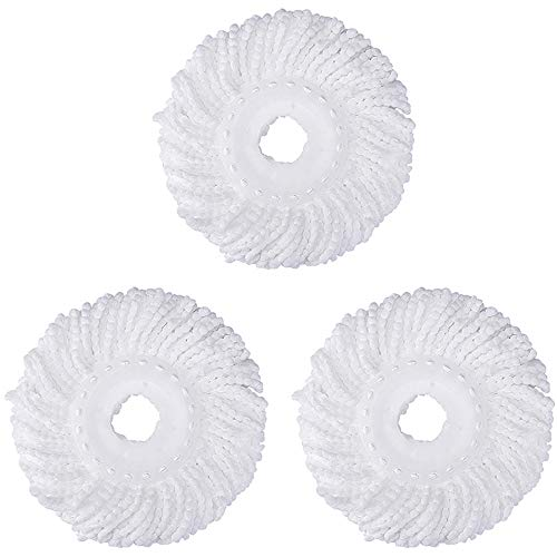 Top 9 3-pk. Spin Scrubber Replacement Heads – Mop Replacement Heads