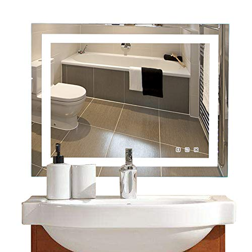 Top 10 Viio Vezzo LED Bathroom Mirror – Wall-Mounted Mirrors