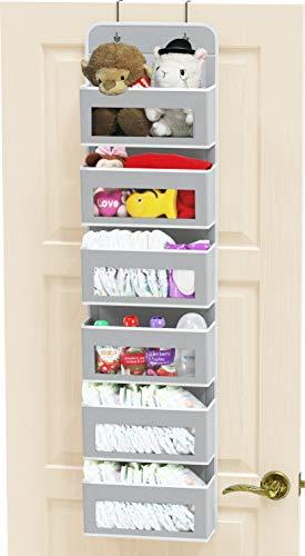 Top 10 Over the Door Organizer Closet – Hanging Shelves