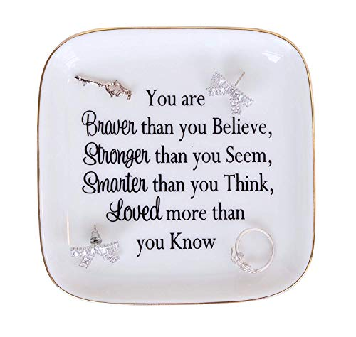Top 10 Stronger Than You Know – Jewelry Trays