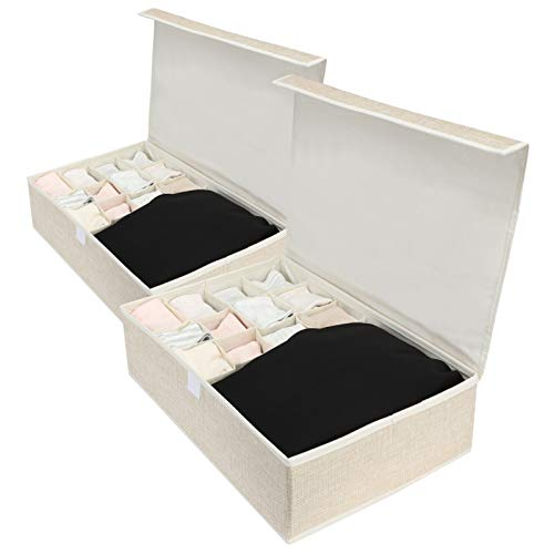 Top 10 Bra Organizer with Lid – Clothes Drawer Organizers