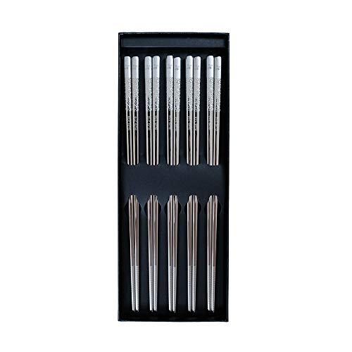 Top 10 316 Stainless Steel Chopsticks – Chopsticks & Chopstick Holders