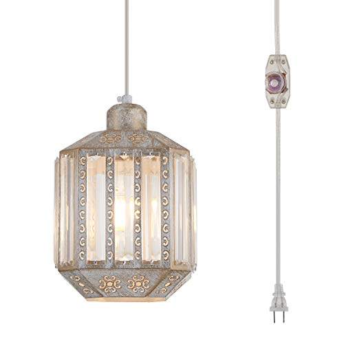 Top 10 Plug-in Pendant Light – Pendant Light Fixtures