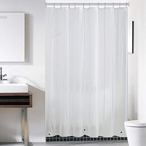 Top 10 Frosted Shower Curtain Liner – Shower Curtain Liners