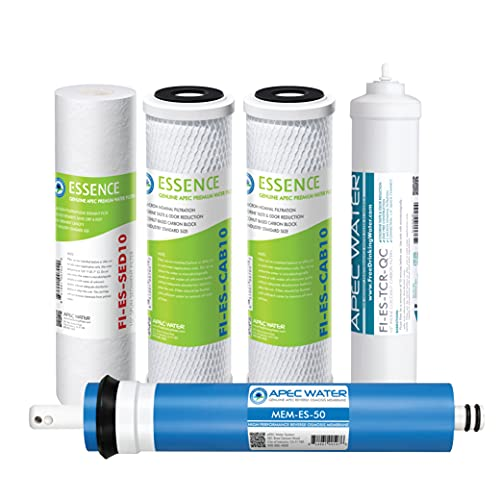 Top 10 APEC Water Filter Replacement Stage 4-5 – Replacement Under-Sink Water Filters