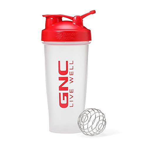 Top 10 GNC Blender Bottle – Sports Nutrition Products