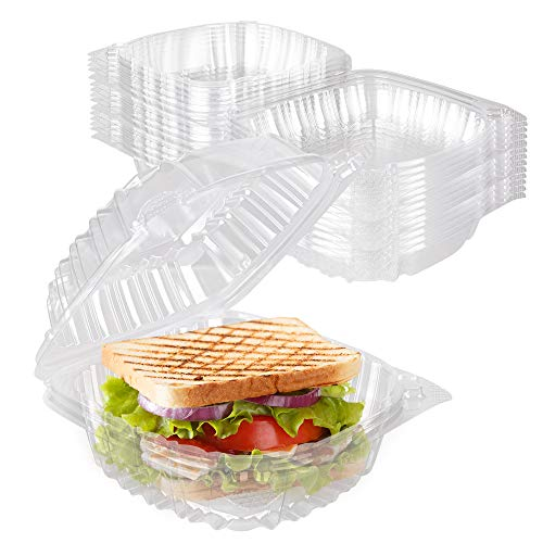 Top 8 Clamshell Plastic Containers – Clamshell Take Out Containers