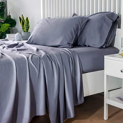 Top 10 Queen Bed Sheets Bamboo – Sheet & Pillowcase Sets