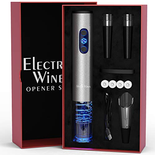 Top 10 Wine Opener Gift Set – Electric Wine Bottle Openers