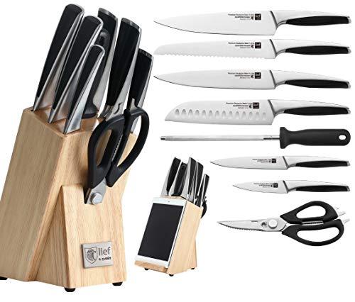 Top 10 X50CrMoV15 Knife Set – Block Knife Sets