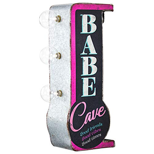 Top 8 Babe Cave Sign – Wall Sculptures
