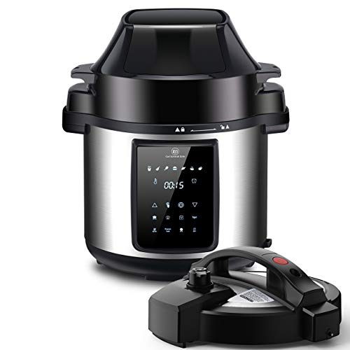 Top 8 Multicooker Air Fryer Combo – Electric Pressure Cookers