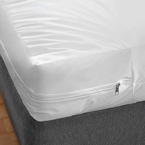 Top 10 DMI Zippered Plastic Mattress Cover Protector, Waterproof, Full – Mattress Protectors
