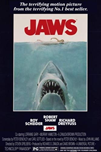 Top 9 Jaws Movie Poster – Posters & Prints