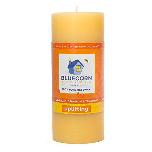 Top 10 Beeswax Candles Scented – Pillar Candles