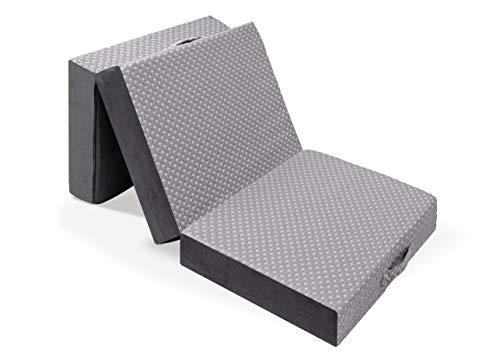 Top 9 6-Inch Memory Foam Tri Folding Mattress – Mattresses