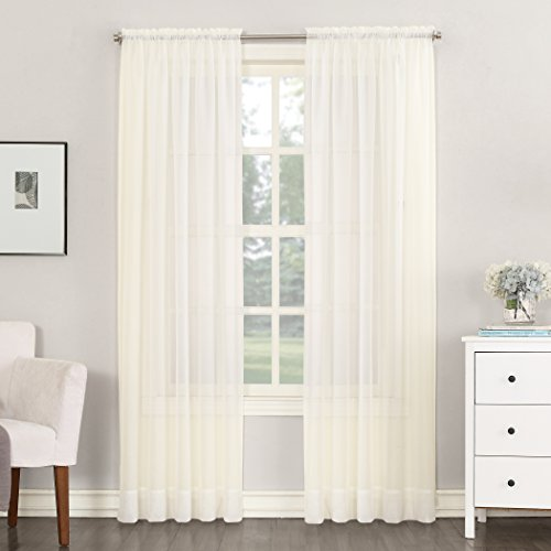 Top 10 Eggshell Sheer Curtains – Window Curtain Panels