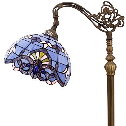 Top 10 Stained Glass Lamp Shade – Floor Lamps