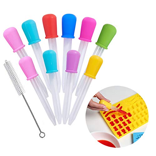 Top 10 Droppers For Candy Molds – Candy Making Accessories