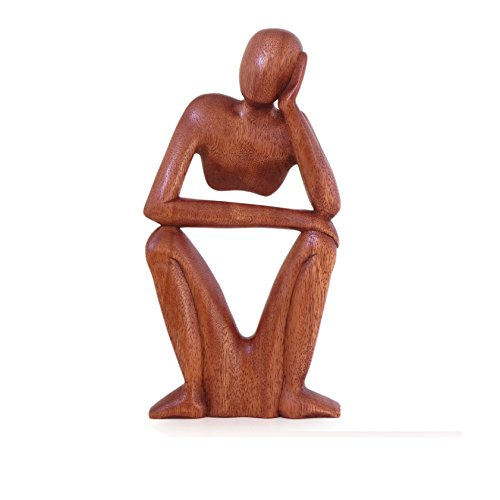 Top 10 NOVICA Wood Sculpture – Sculptures