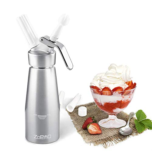 Top 9 ZOEMO Whipped Cream Dispenser – Cream Chargers & Whippers