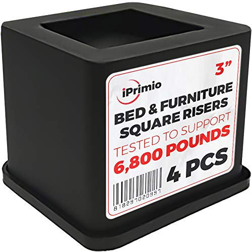 Top 10 Iprimo Bed Risers – Bed Risers