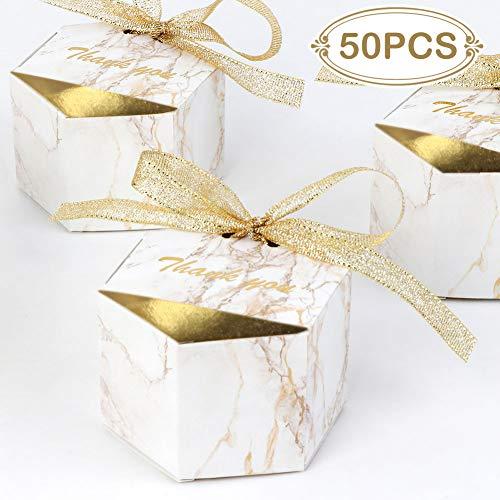 Top 10 Wedding Favors Boxes – Decorative Boxes