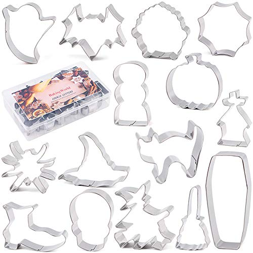 Top 10 Halloween Cookie Cutters – Cookie Cutters
