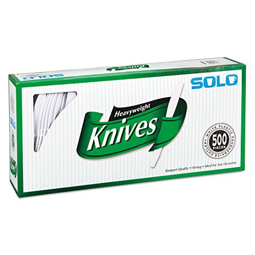 Top 10 Plastic Knives White – Disposable Knives