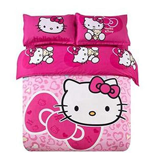 Top 9 Hello Kitty Bedding Twin – Kids' Comforter Sets