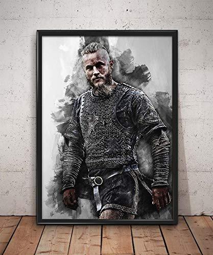 Top 9 Ragnar Lothbrok Poster – Posters & Prints