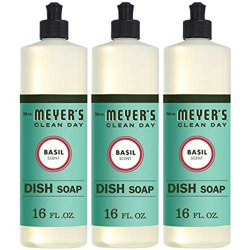 Top 10 Mrs Meyers Dish Soap Basil – Home & Kitchen Features