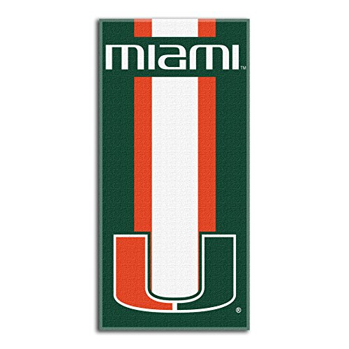 Top 10 University of Miami – Beach Towels